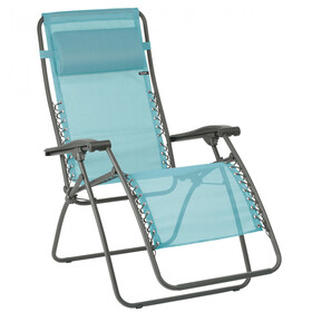 lafuma mobilier rsxa siege camping batyline turquoise